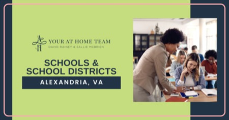 Back to School in Alexandria: A Local's Guide to Schools & School Districts