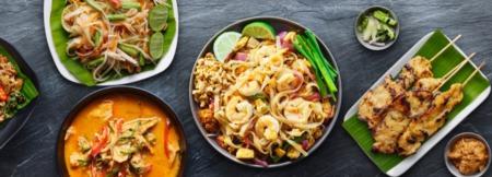 Where Are the Best Thai Food Restaurants in Alexandria, VA?