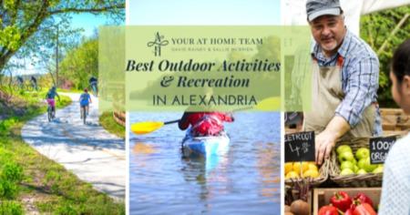 28 Best Outdoor Activities in Alexandria, Virginia