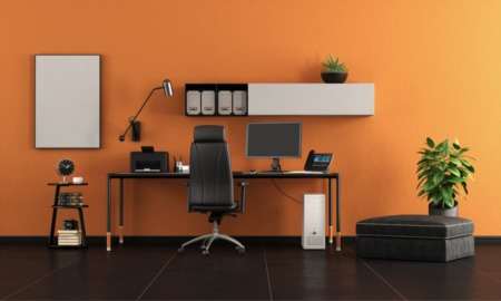 How to Build the Perfect Home Office for True Productivity
