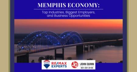 Memphis Economy: Top Industries, Biggest Employers, & Business Opportunities