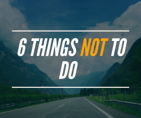 6 Things Not To Do Before Buying a Home