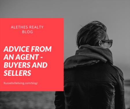 Advice From An Agent - Buyers And Sellers