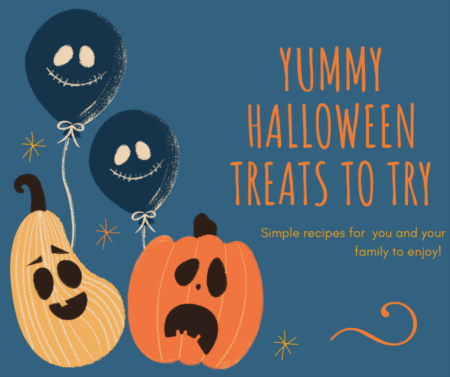 Yummy Halloween Treats To Try