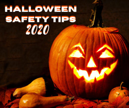 2020 Halloween Safety Tips