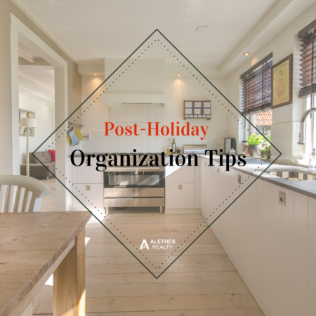 Post-Holiday Organization Tips