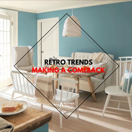 Retro Trends Making A Comeback