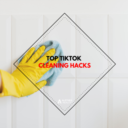 Top TikTok Cleaning Hacks