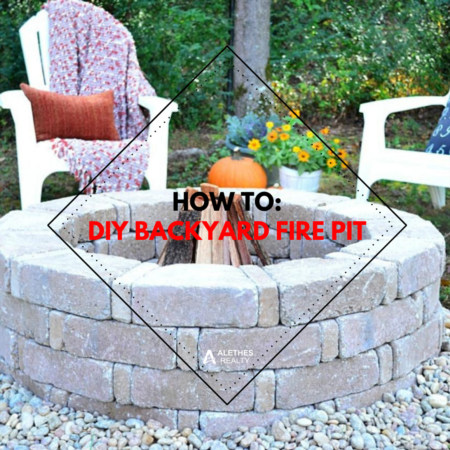 How To: DIY Backyard Fire Pit