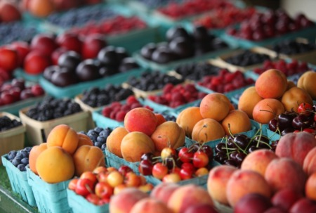 The Best Farmer's Markets in the River Valley!