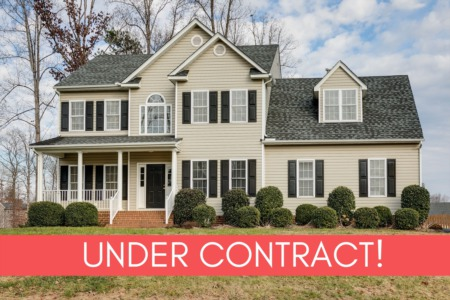 Midlothian Real Estate Listing - Under Contract