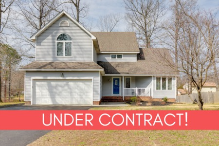 Real Estate for Henrico, Virginia – Under Contract