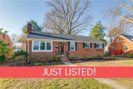 Richmond Real Estate Listing – New Home Just Listed