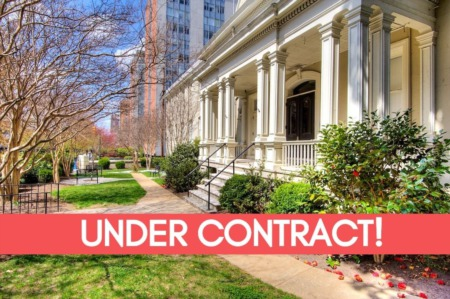 The Fan Real Estate Listing – Under Contract