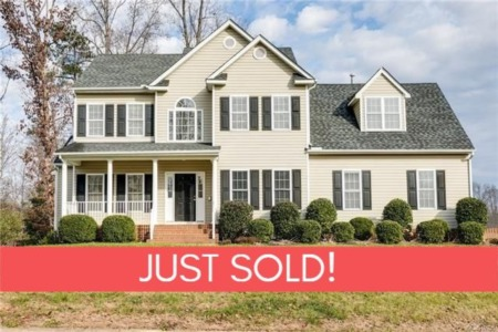 Chesterfield Real Estate Listing - Just Sold
