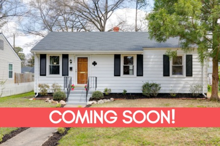 Near West End Real Estate Listing – Coming Soon