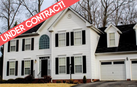 Chesterfield Real Estate Listing - Under Contract