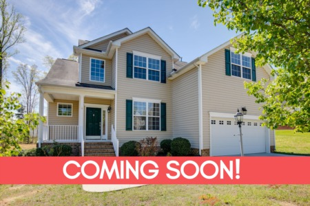 Midlothian Real Estate Listing – Coming Soon