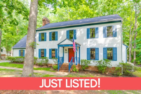 Midlothian Real Estate Listing – Just Listed