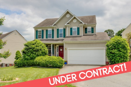Richmond Real Estate Listing - Under Contract