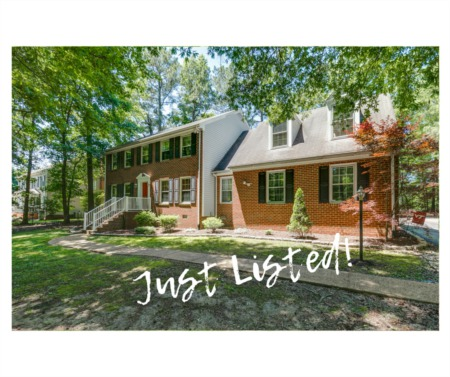Chesterfield Real Estate Listing – Just Listed