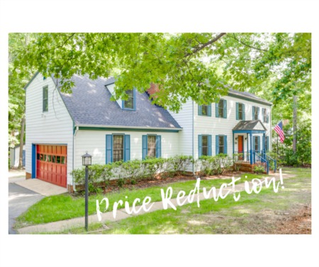 Midlothian Real Estate - Recent Price Adjustment!