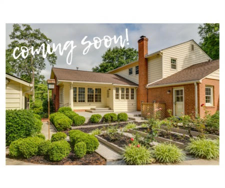 Henrico Real Estate Listing - Coming Soon