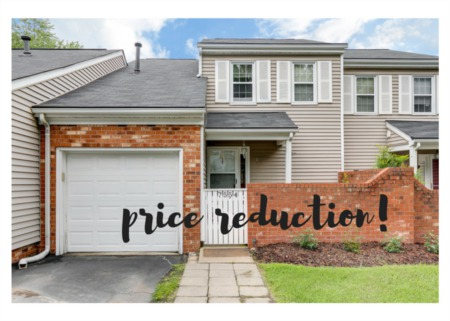 Richmond Real Estate Listing – Price Adjustment