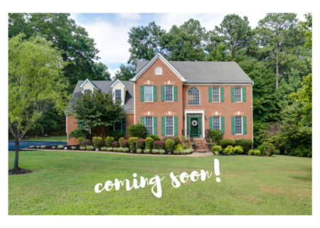 Chesterfield Real Estate Listing – Coming Soon