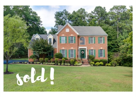 Chesterfield Real Estate Listing – SOLD