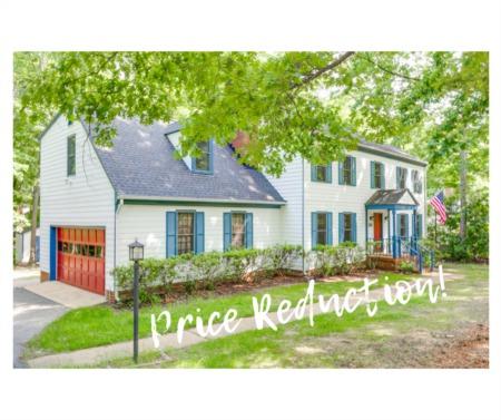 Midlothian Real Estate - Recent Price Adjustment!