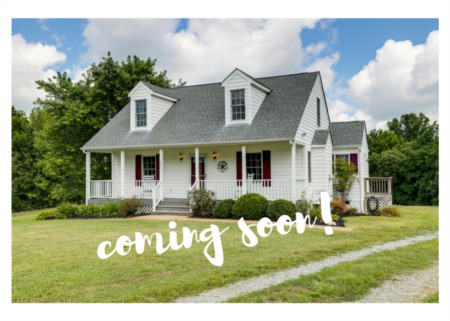 Montpelier Real Estate Listing – Coming Soon