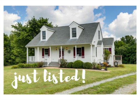 Montpelier Real Estate Listing – Just Listed