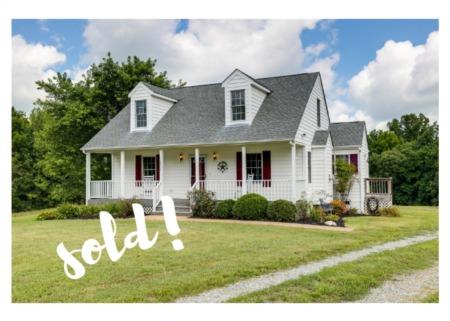 Montpelier Real Estate Listing – SOLD