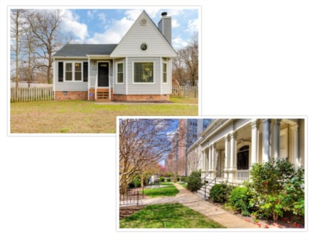 Richmond Real Estate Listings – Two Homes in Two Days!