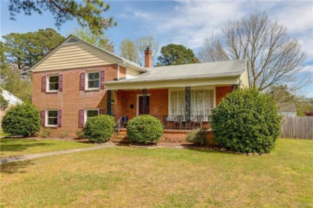 Henrico Real Estate Listing - Under Contract