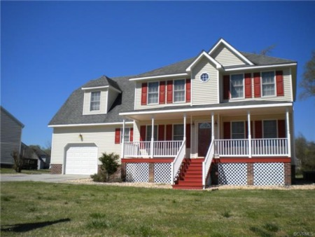 Dinwiddie Real Estate Listing - Under Contract