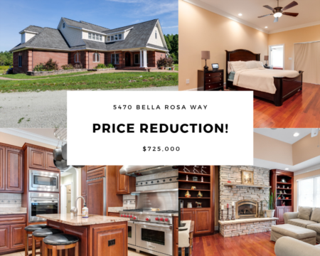 Bella Rosa Way - PRICE REDUCTION