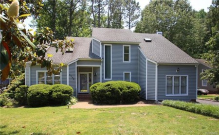 North Chesterfield Home - SOLD!