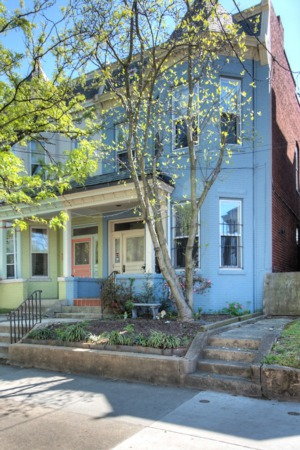 Duplex In The Fan - JUST LISTED!