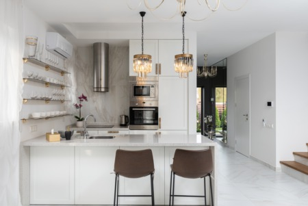 Five Top Kitchen and Bath Trends of 2021