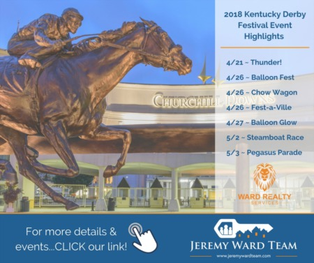 Ultimate Guide! 2018 Kentucky Derby Festival Events