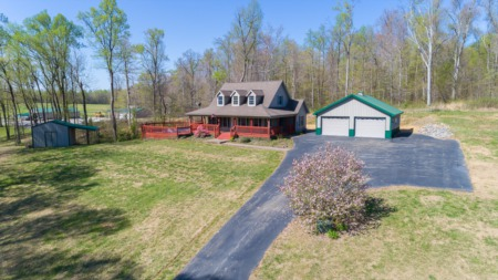 Cape Cod Country :: Our New Listing at 7773 N. Hwy 11 SE, Elizabeth
