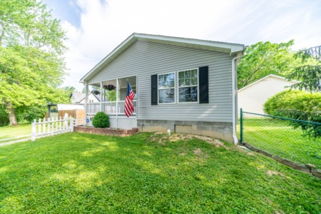 Adorable New Albany Home For Sale