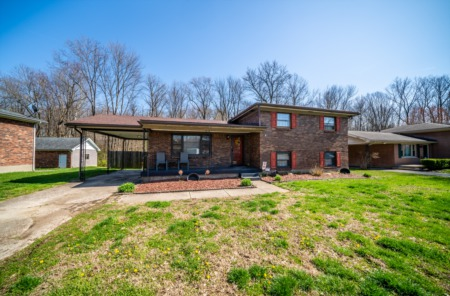 Adorable Updated Jeffersonville Home