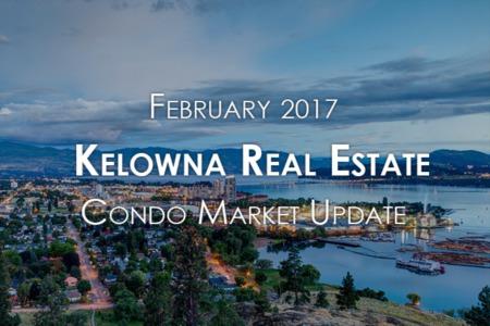 Kelowna craves condo listings as the Spring market heats up