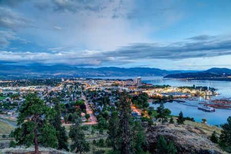 Kelowna dubbed one of the most scenic cities in North America