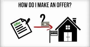 Step 7 to Buying a Home: I Want to Make An Offer On A Home I Love