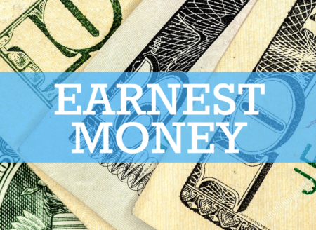 Step 9 to Buying a Home: Your 1st Earnest Money Check