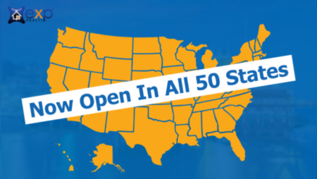 eXp Realty Now Open in All 50 U.S. States